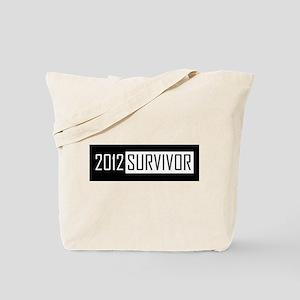 2012 Survivor - Tote Bag
