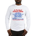 Perfect Failure Long Sleeve T-Shirt