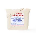 Perfect Failure Tote Bag