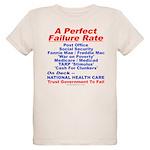 Perfect Failure Organic Kids T-Shirt