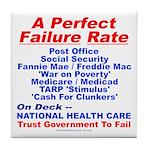 Perfect Failure Tile Coaster