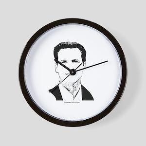 Gavin Newsom -  Wall Clock