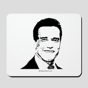 Arnold Schwarzenegger -  Mousepad