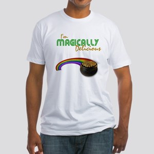 I'm Magically Delicious Fitted T-Shirt