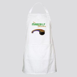 I'm Magically Delicious BBQ Apron