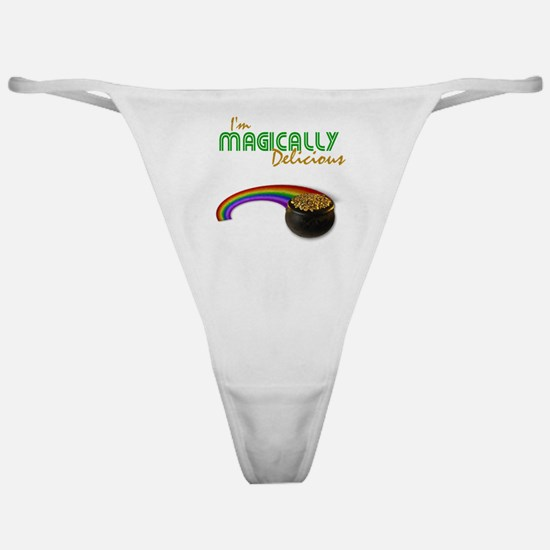 I'm Magically Delicious Classic Thong