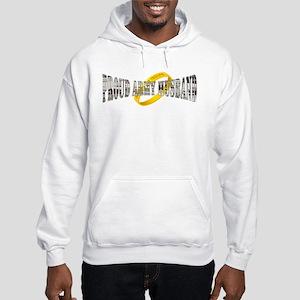 Proud Husband Hooded Sweatshirt