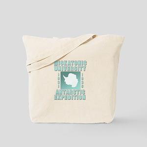 Miskatonic Antarctic Expedition Tote Bag