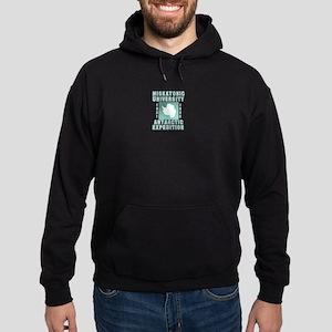 Miskatonic Antarctic Expedition Hoodie (dark)