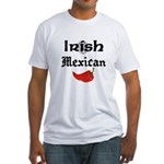 Irish Mexican Fitted T-Shirt