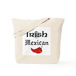 Irish Mexican Tote Bag
