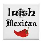 Irish Mexican Tile Coaster