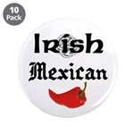 """Irish Mexican 3.5"""" Button (10 pack)"""