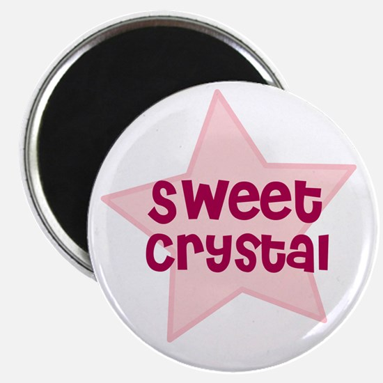 Sweet Crystal Magnet