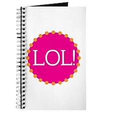 lol! Journal