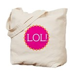 lol! Tote Bag