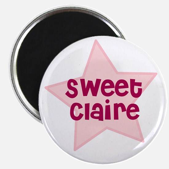 Sweet Claire Magnet