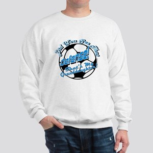 Granddaughter Defense Sweatshirt