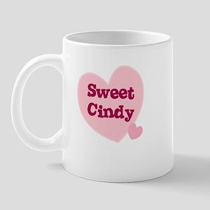 Sweet Cindy Mug