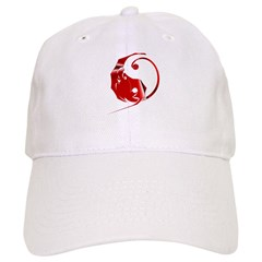Red Dragon Baseball Cap