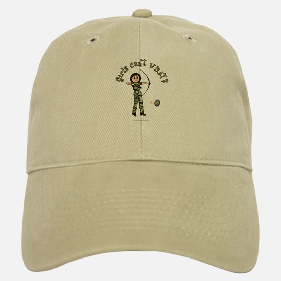 Light Camouflage Archery Baseball Baseball Cap
