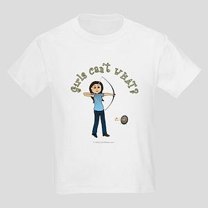 Light Blue Archery Kids Light T-Shirt