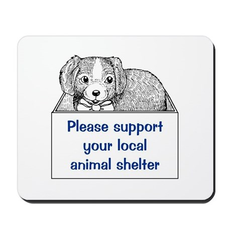 Please Support Mousepad
