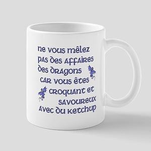 Affairs of French Dragons Mug