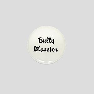 Bully Monster Mini Button