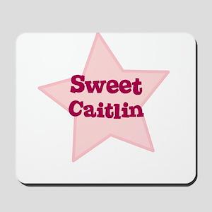 Sweet Caitlin Mousepad