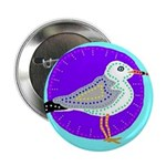 """Sea Gull 2.25"""" Button (10 pack)"""