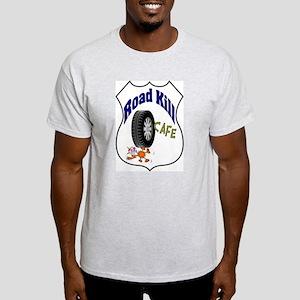 Road Kill Cafe Ash Grey T-Shirt