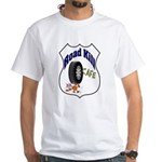 Road Kill Cafe White T-shirt