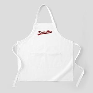 Team Kimchi BBQ Apron