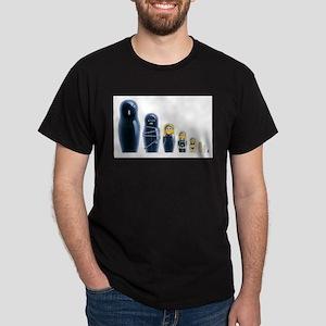 Fetish Russian Dolls Dark T-Shirt