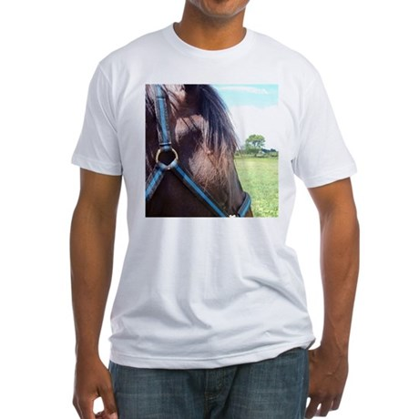 MAYBE Fitted T-Shirt
