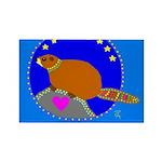 Marmot Rectangle Magnet (100 pack)