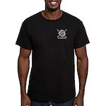USLSS Heritage Assoc Men's Fitted T-Shirt (dark)