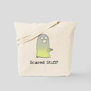 Scared Stiff Tote Bag