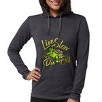 Live Slow, Die Old Long Sleeve T-Shirt