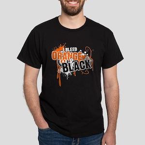 Orange & Black Dark T-Shirt