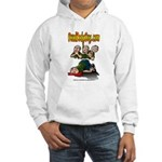 Official Dead Body Guy Hooded Sweatshirt