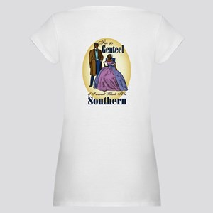 Genteel and Southern Maternity T-Shirt