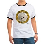 Maltese Puppy Ringer T