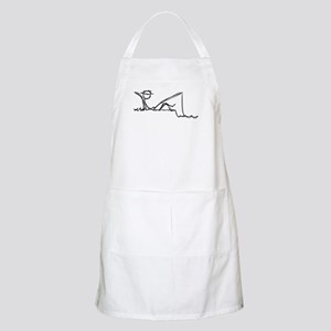 Lazing Fisherman BBQ Apron