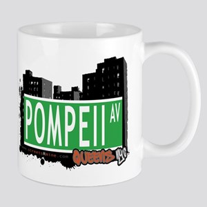 POMPEII AVENUE, QUEENS, NYC Mug