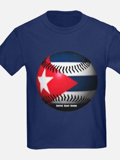 Cuban Baseball T