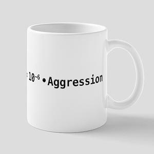 Microaggression Equation Mugs