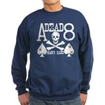 Dead Man's Hand Poker Sweatshirt (dark)