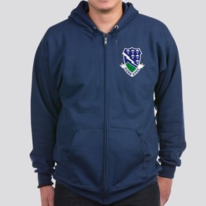 506th Infantry Regiment Zip Hoodie 4